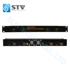 4 Channels HDMI to ISDB-T Encoder Modulator