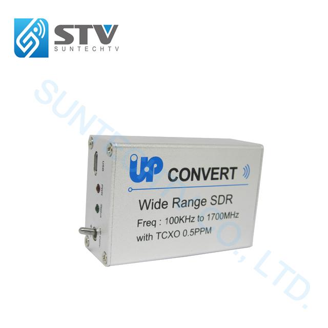 Wide Range 100K-1 7GHz SDR Receiver Support Up-convert - Buy Wide